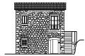 -Casa rurale (prospetto) - Cusano Mutri (BN)