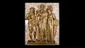 -Domenico Masucci, Astrea tra Ercole e la Personificazione del Regno, Reggia - Caserta