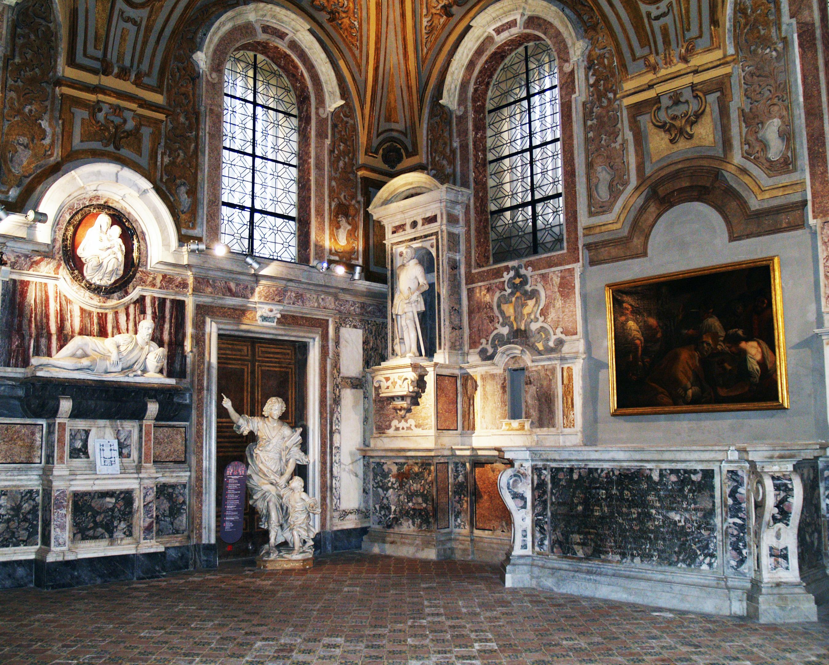 Museo Diocesano Napoli.Campania Crbc Museo Diocesano Napoli Donnaregina